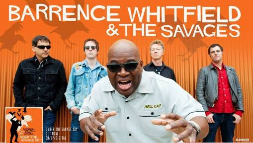 - BARRENCE WHITFIELD & THE SAVAGES - Under the savage sky (2015) 4