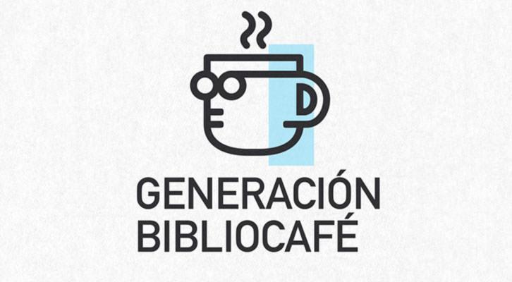Logotipo de Generación Bibliocafé, editora de Cuentos encapsulados.