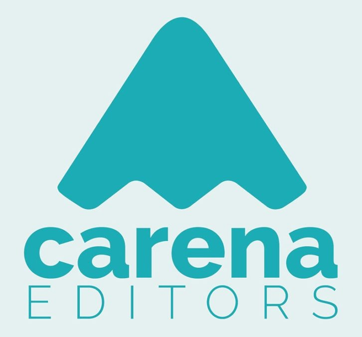 Logotipo de Carena Editors.