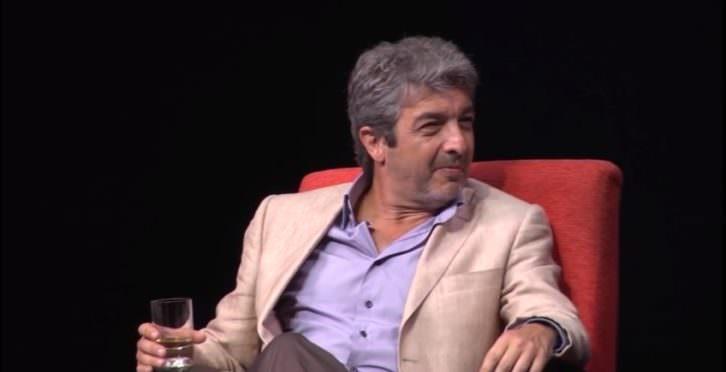 Ricardo Darín, en 'Escenas de la vida conyugal'. Teatro Olympia de Valencia.