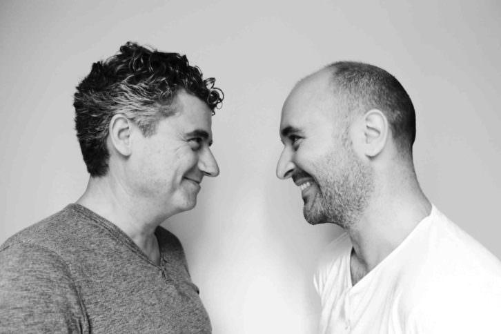 Josep Lluís Galiana y Carlos D. Perales. Imagen cortesía de SGAE.