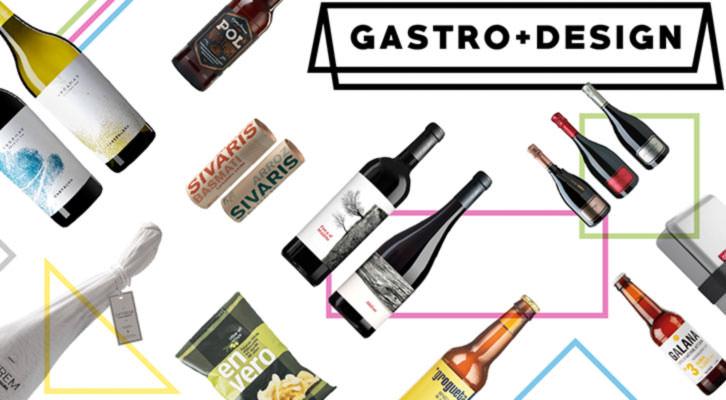 Imagen promocional de la exposición Gastro + Design. Cortesía de Estudio Pedro González.