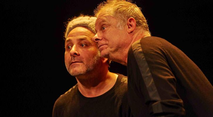 La crazy class, de L'Om Imprebis. Imagen cortesía de Teatre Talia.