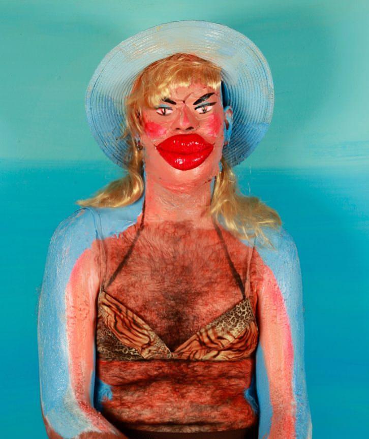 Imagen de la obra 'La Dolce Vita'. Fotografía cortesía de la artista.