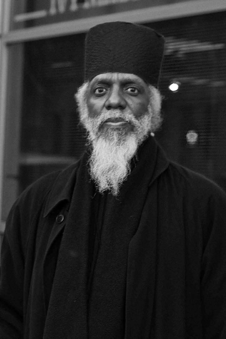 Dr. Lonnie Smith. Imagen cortesía de Jimmy Glass Jazz Bar.