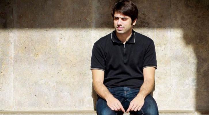 Carlos Madrid, director del festival La Cabina. Fotografía: José Cuéllar.