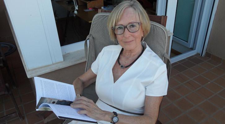 María García. Imagen cortesía de la autora.