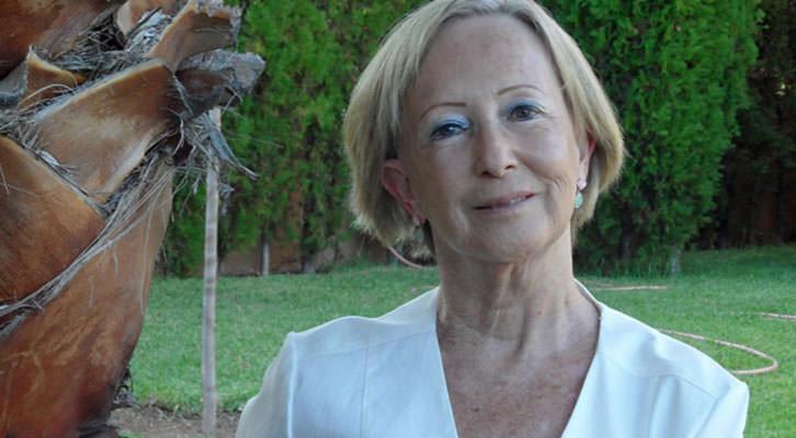 María García-Lliberós. Imagen cortesía de la autora.