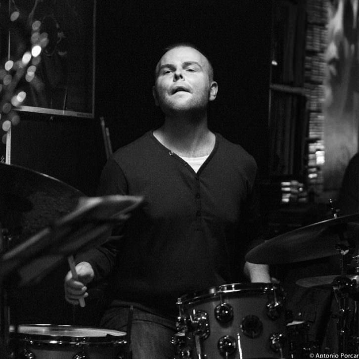 Miquel Asensio. Fotografía de Antonio Porcar cortesía de Jimmy Glass.