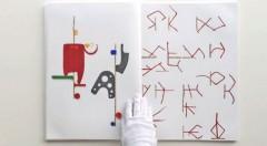 Grafía Callada, de Pepe Gimeno. Type Directors Club.