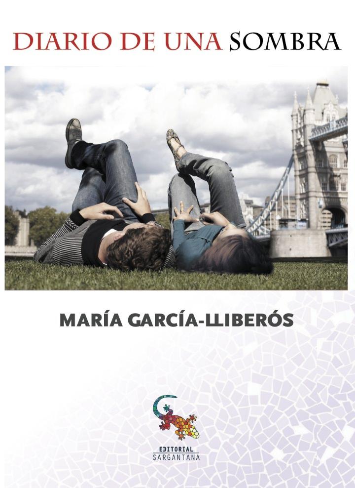Portada del libro 'Diario de una sombra', de María García-Lliberós.