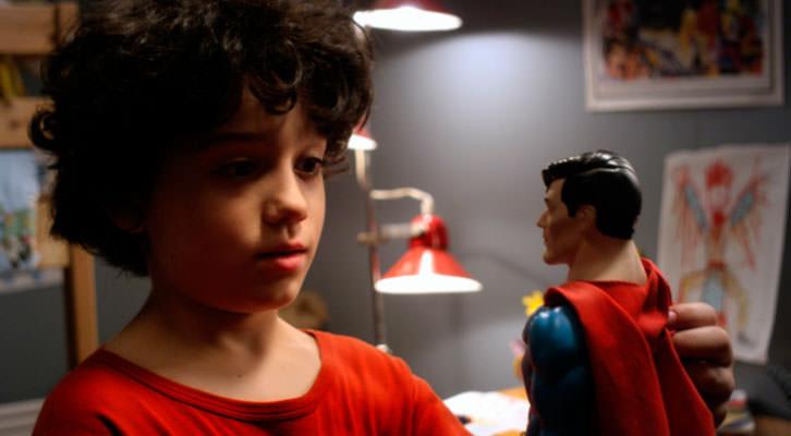 Fotograma de Superman no es judío (..y yo, un poco), de Philippe Prouff. Festival Internacional de Mediometrajes de Valencia La Cabina.