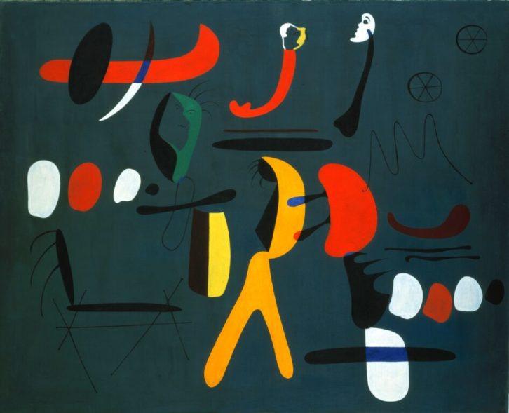 Joan Miró. Cortesía Fundació Joan Miró.