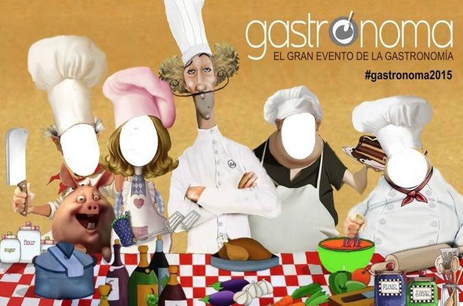 Gastrónoma 2015, del 14 al 16 de noviembre, en Feria Valencia.