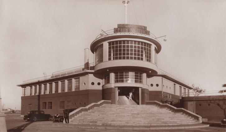 Club Náutico, 1930. Imagen cortesía de los autores.