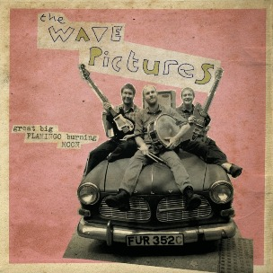 15. The Wave Pictures - Great Big Flamingo Burning Moon