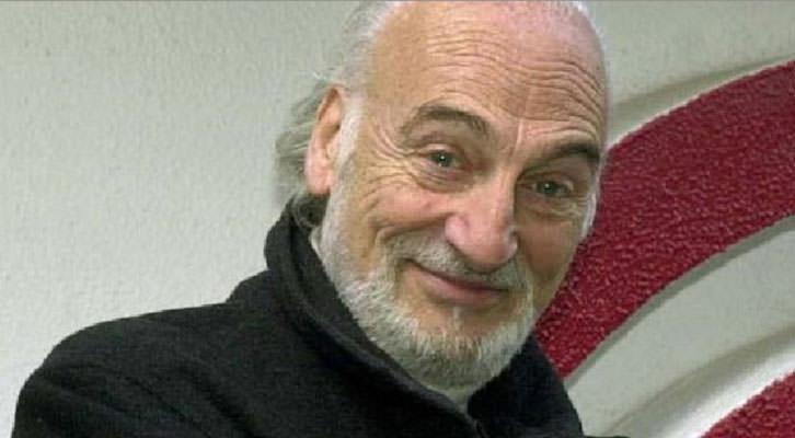 Héctor Alterio. Imagen de la web de Recortes Cero.
