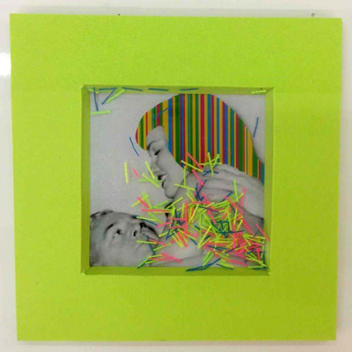 Obra de José Cámara para I Pòsquin You. Imagen cortesía de Trentatres Gallery.
