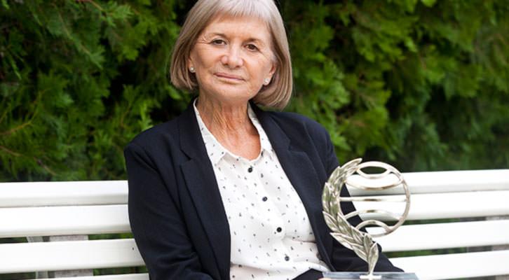 Alicia Giménez Bartlett. Imagen cortesía de la autora.