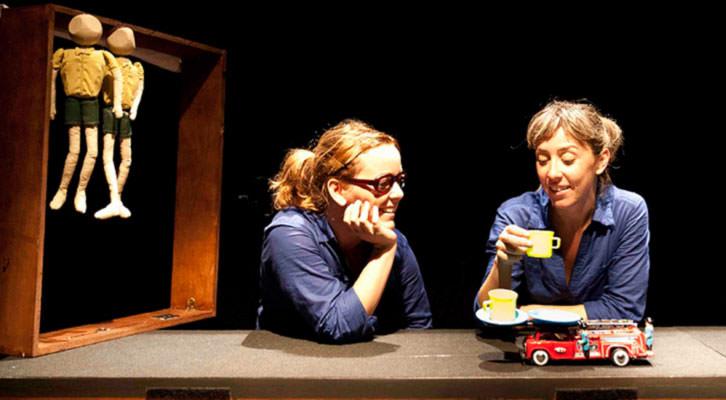 La fábrica de les joguines defectuoses, de Hop Teatre. Imagen cortesía de Sala Russafa.