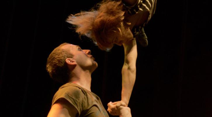 Escena de 'Split'. Imagen cortesía de Sala Ultramar.