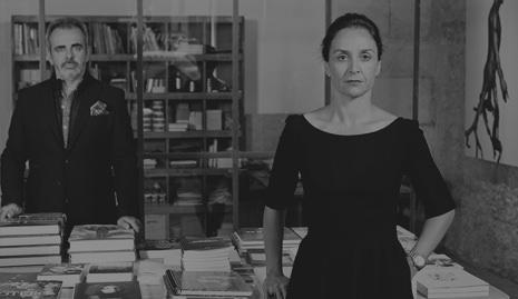 Jaime Pérez y Chini Manero en una imagen de Archivo.