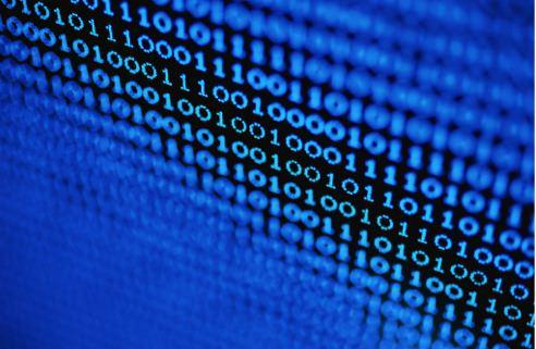 Código binario.
