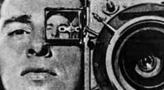 El hombre de la cámara, de Dziga Vertov. Imagen cortesía de La Filmoteca de CulturArts.