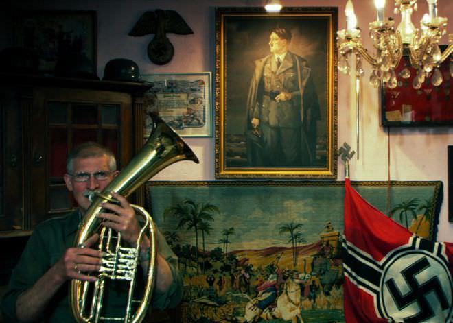 Fotograma de 'En el sótano', de Ulrich Seidl. Imagen cortesía de La Filmoteca de CulturArts.