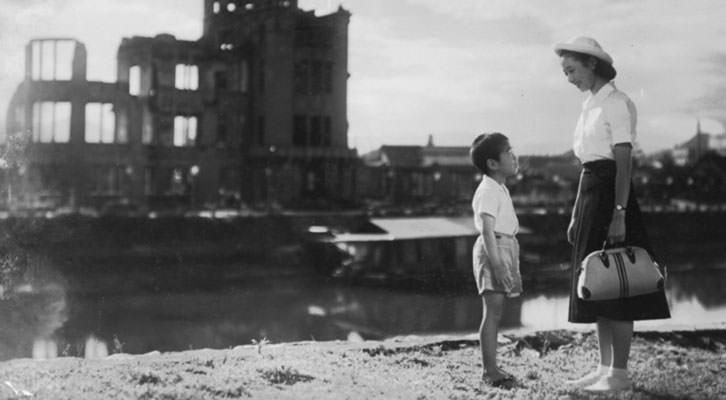 Fotograma de los Niños de Hiroshima . Imagen cortesía de IVAC-La Filmoteca de CulturArts.