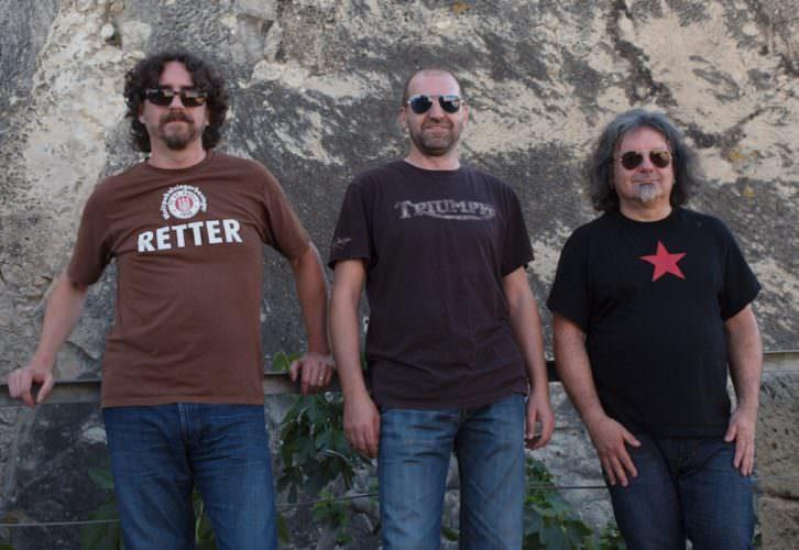 El grupo MKM. Imagen cortesía de Sala Russafa.