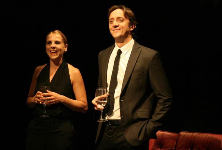 Escena de Marits i mullers, de Àlex Rigola. Imagen cortesía de Teatre El Musical.