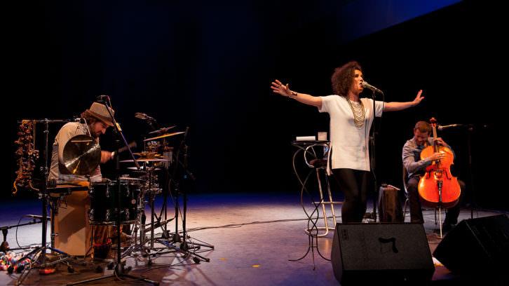 La banda Nes. Imagen cortesía de Sala Russafa.