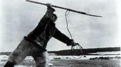 Fotograma de Nanuk el esquimal, de Robert Flaherty.