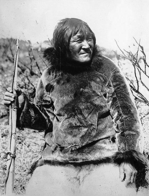 Nanuk el esquimal, de Robert Flaherty. Imagen cortesía de Filmoteca de CulturArts IVAC.