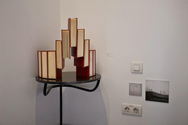 Nino Maza, Celine Beslu. Proyecto Nuevos Comisarios. Imagen cortesía de Room Art Fair.