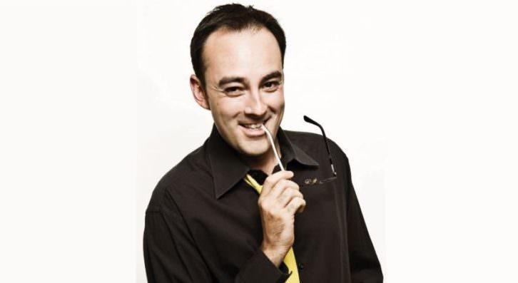El humorista Pedro Llamas, en Casino Cirsa Valencia.
