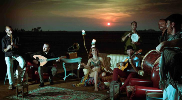 La Banda del Pepo. Imagen cortesía de Sala Russafa.