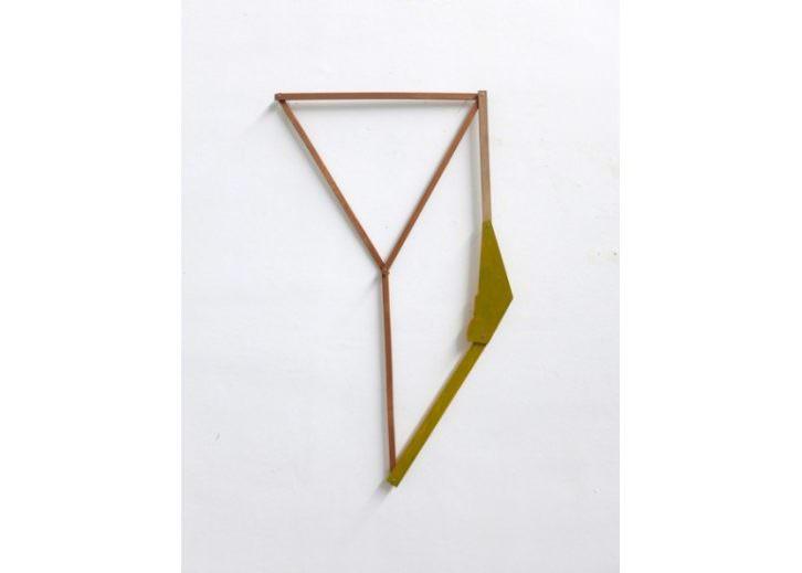 Obra de Ana H. del Amo. Galería Set Espai d'Art.