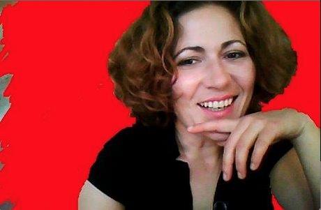 Patricia Sornosa, finalista de los Premios Opera de Monólogos. Casino Cirsa Valencia.