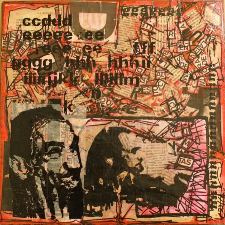 'EL PESANERVIOS II', de Eddie (J.Bermúdez). Imagen cortesía del artista.