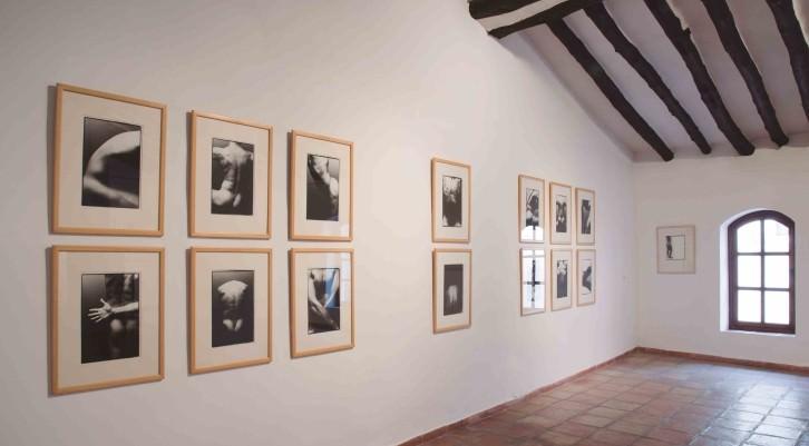Paco López. Vista de sala. Cortesía del artista.