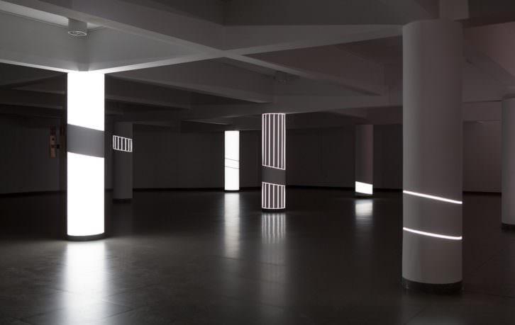 """'6 Columns"""", de Pablo Valbuena. Imagen cortesía de Playtime."""