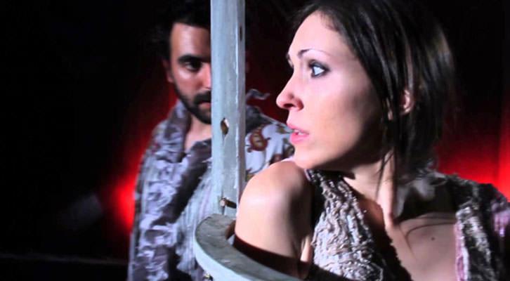 Fando y Lis, de La Jartá Teatro. Imagen cortesía de Teatro Círculo.