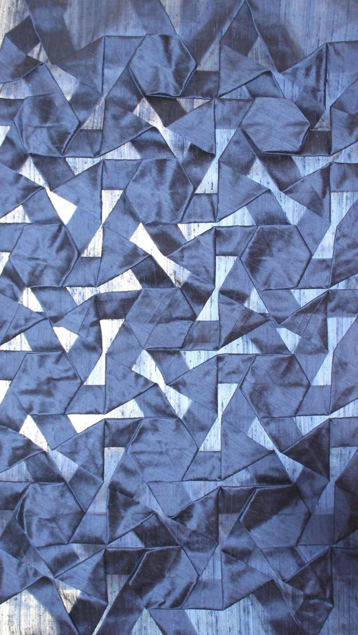 Imagen de la obra 'Laberinto', de Pierre Louis Geldenhuys. Fotografía cortesía de Ecomunicam.