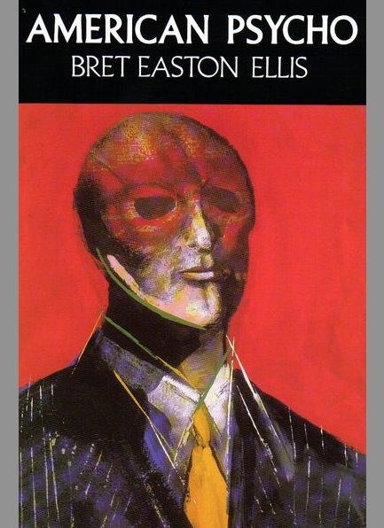 Portada del libro American Psycho, de Bret Easton Ellis.