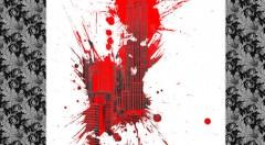 Detalle de la imagen promocional de Psico, de Aurelio Delgado. Carme Teatre.