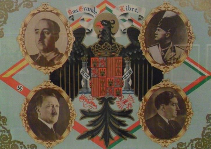 Cartel de la exposición 'La modernidad republicana en Valencia', en el MuVIM.