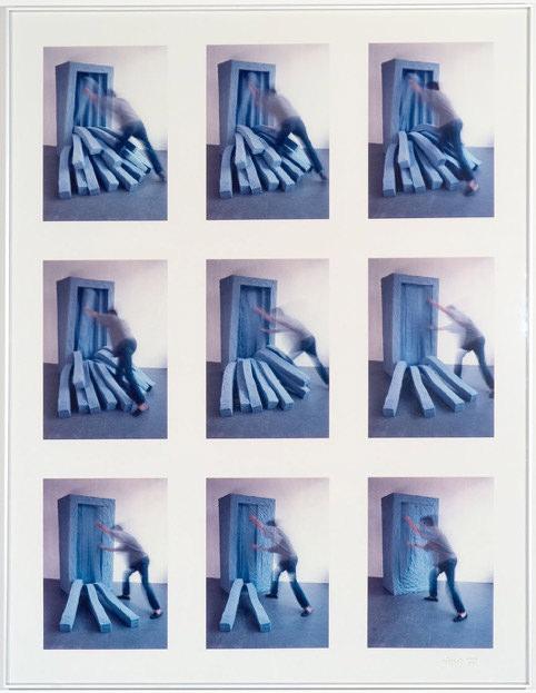 Antoni Abad. S/T, 1987. Cortesía pazYcomedias.