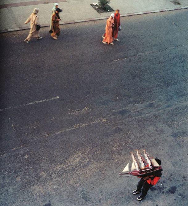 Fotografía de Yto Barrada. Entre el mito y el espanto. IVAM.